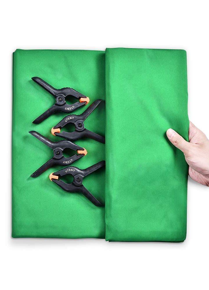 Green Screen Tuch