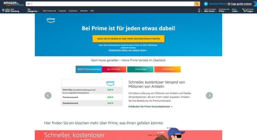 Wie KГјndige Ich Amazon Prime