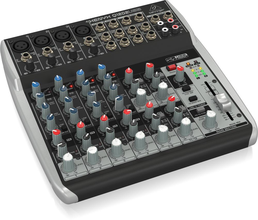 Behringer Xenyx Q1202 USB