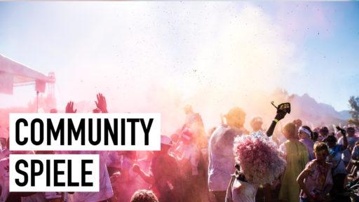 Community-Spiele: 4 Spiele für deine Stream-Zuschauer und dich