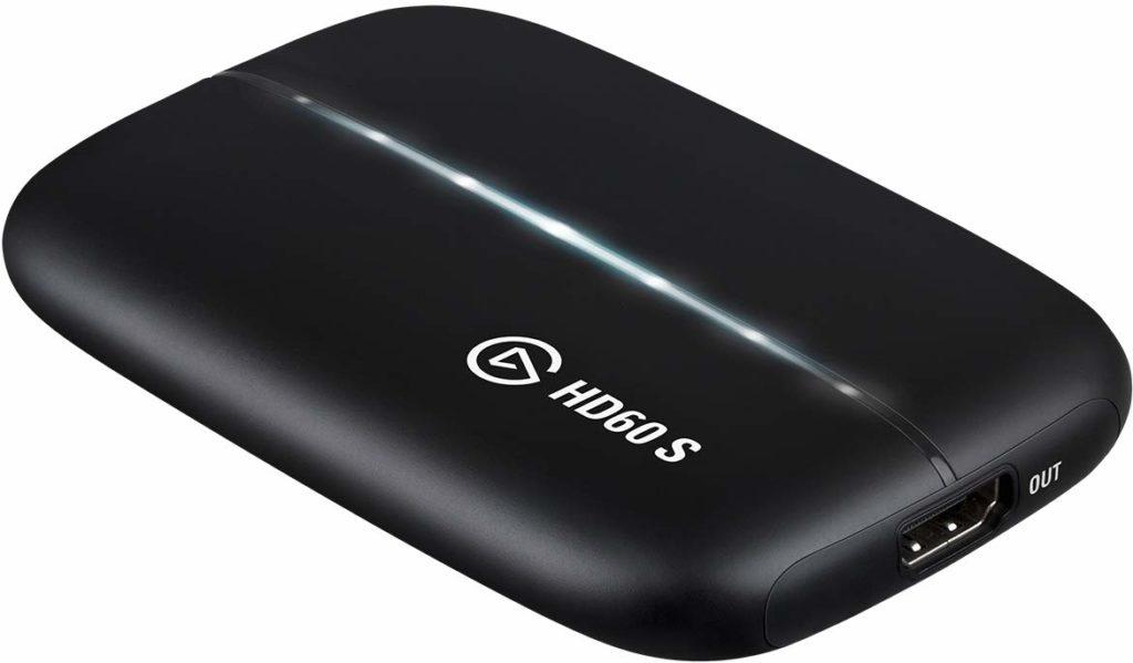 Elgato HD60 S Capture Card