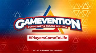 Gamevention 2019: Live-Stream aus Hamburg