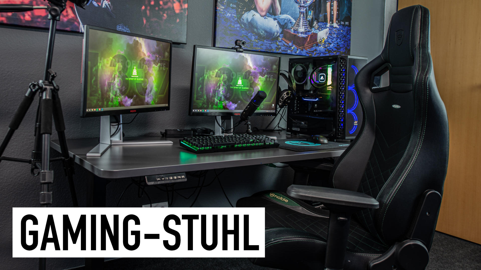 Gaming-Stuhl: Die besten Modelle für jedes Budget