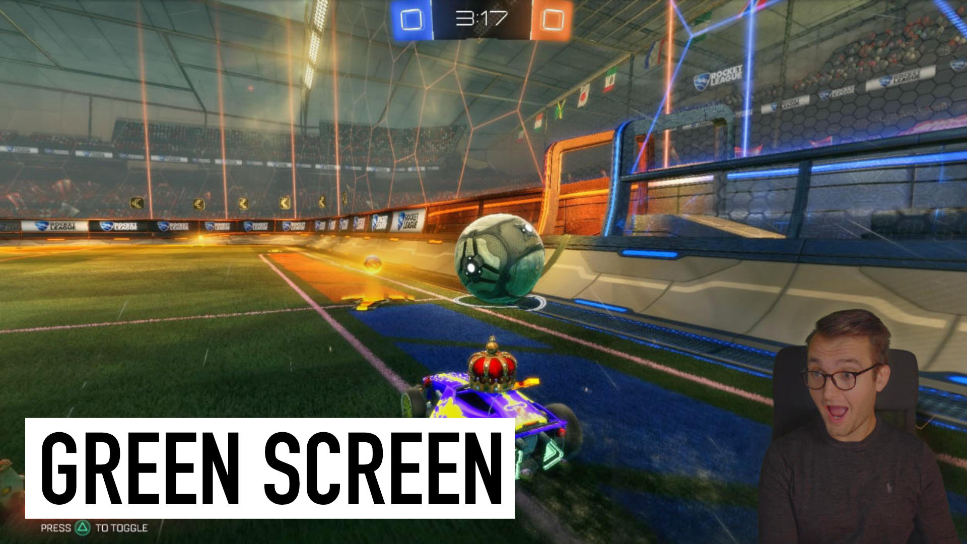 Streaming Green Screen kaufen: Darauf müsst ihr achten & OBS Setup
