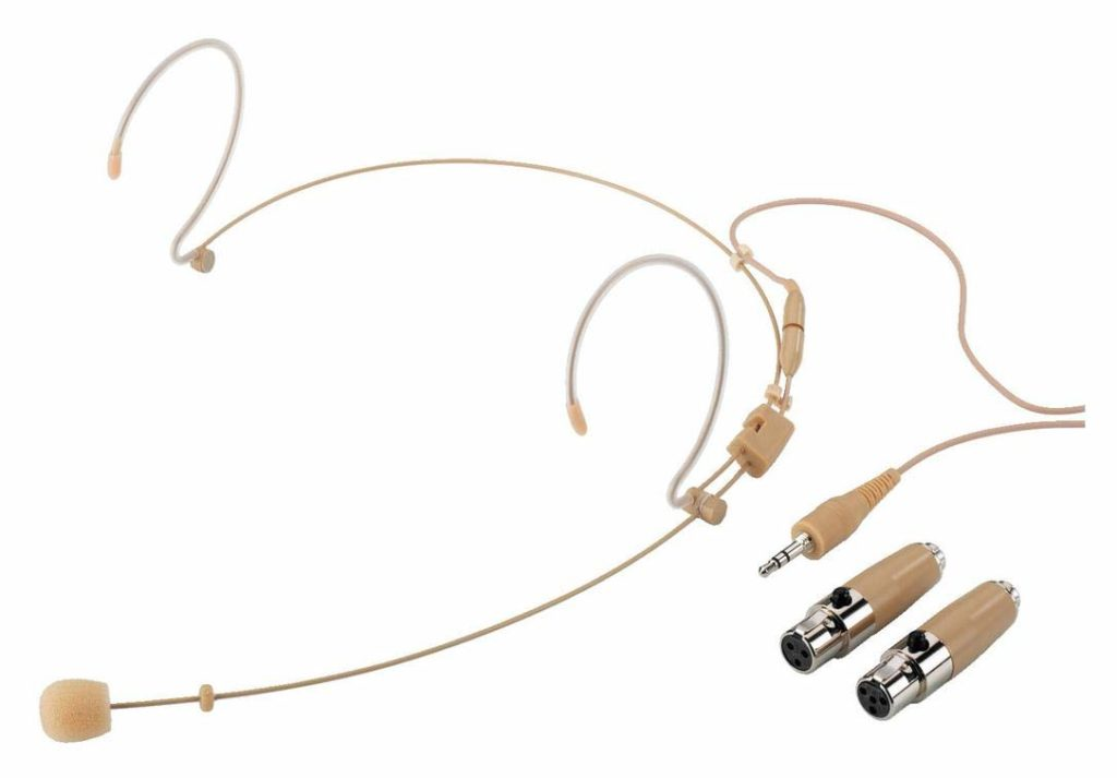 IMG Stageline Headset-Mikrofon