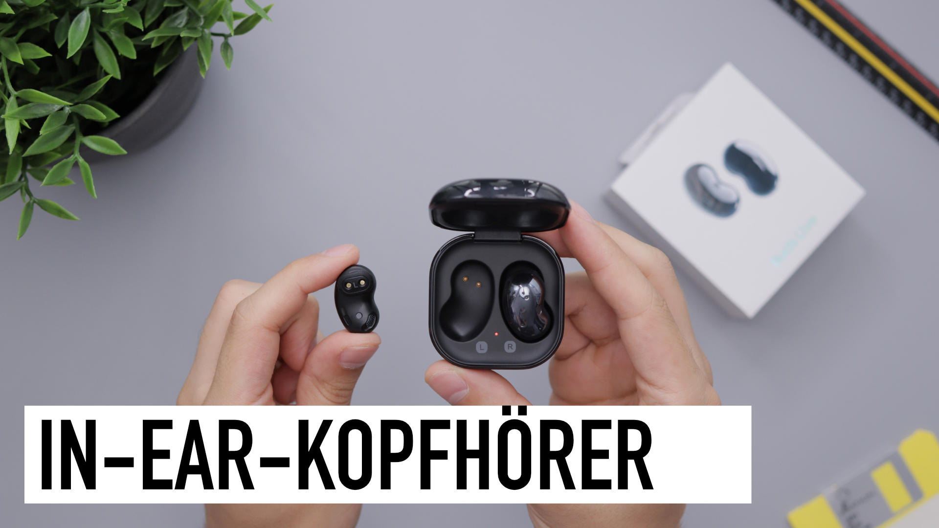 In-Ear-Kopfhörer (IEM) für Gaming & Streaming