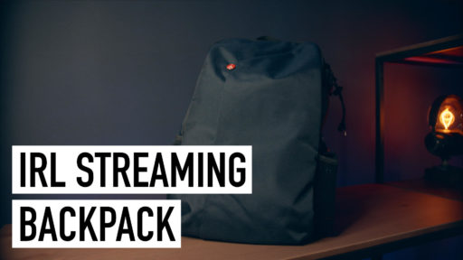 IRL Backpack: Vollständiges Setup und Anleitung