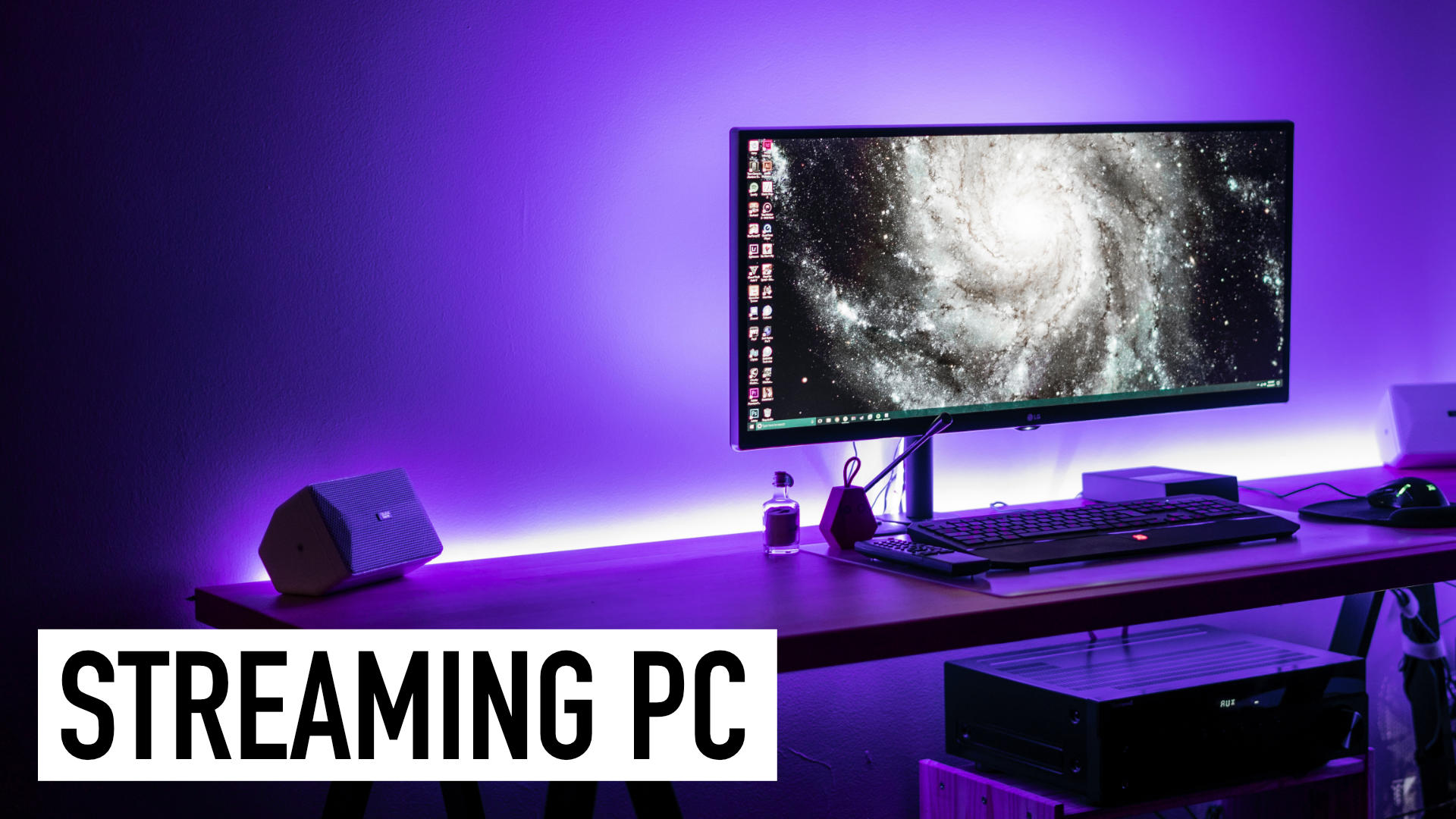 Streaming PC: Setups von günstig bis High-End