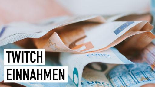 Twitch Einnahmen: So viel Geld verdient ein Streamer pro Sub