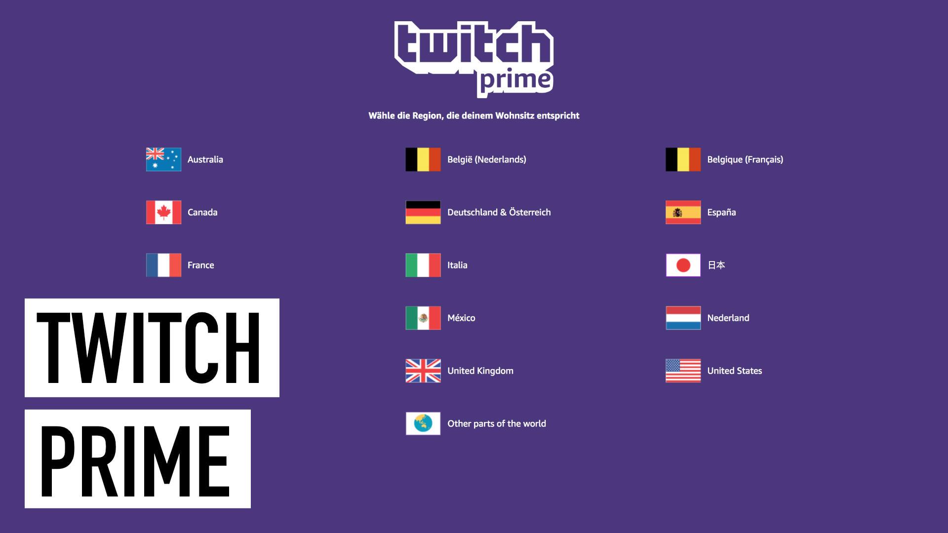 Twitch Prime: Kosten, Vorteile & Verbindung mit Amazon Prime