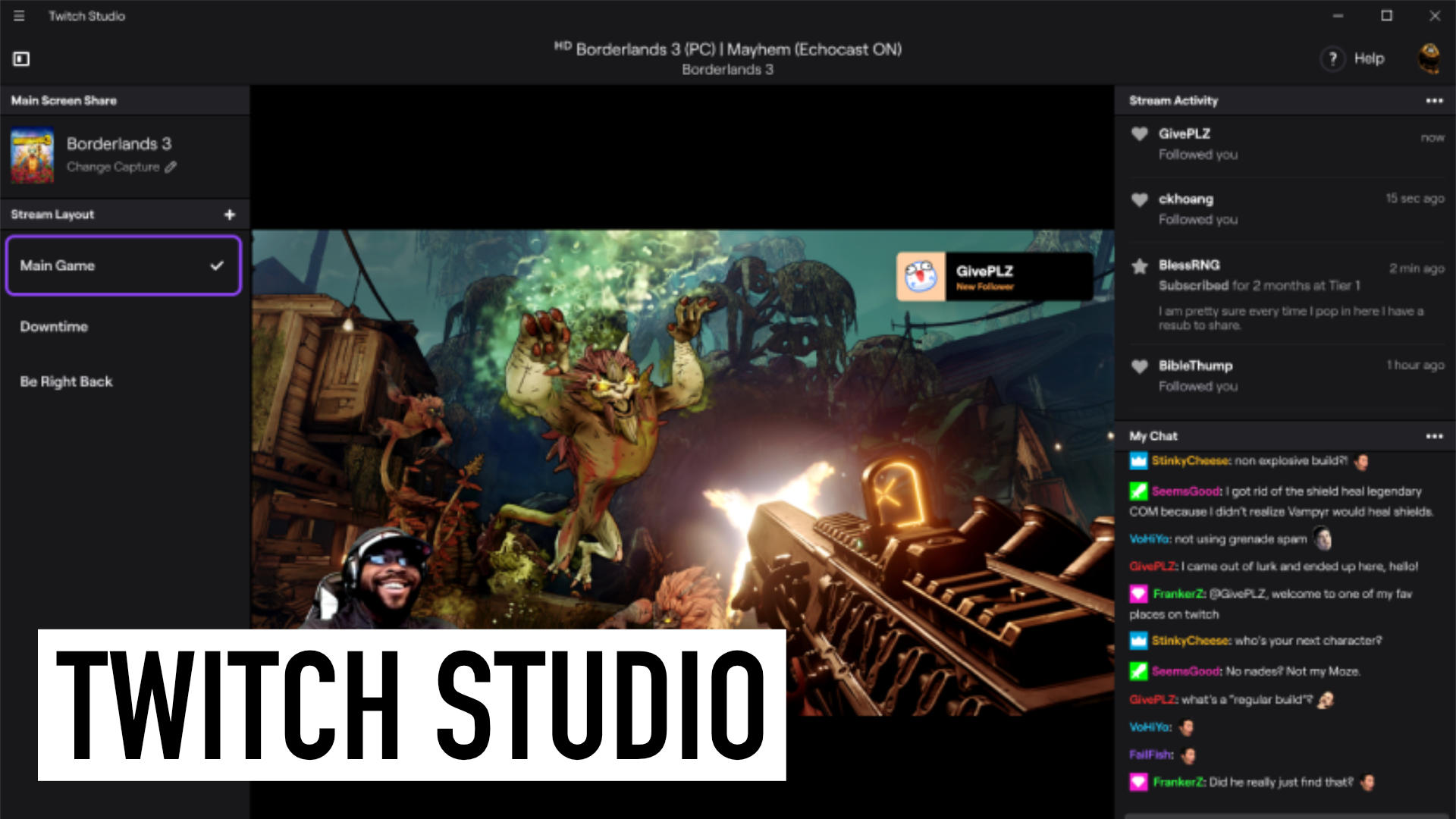 Twitch Studio: Das kann die neue Streaming-Software
